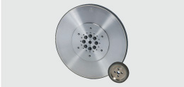 Vitrified CBN Wheel 'Mega-Life Wheel'