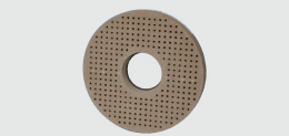 Super-Hard Main Groove Grinding Metal Wheel 'MDL Wheel'