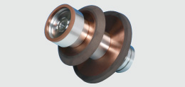 Poreless Vitrified Diamond PCD Grinding Wheel Smooth Fine