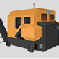 Carbide Tipped Circular Sawing Machine