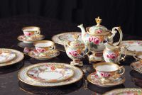 Queen's Garden [29 piece Tea Set]