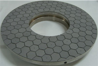High-precision Flat Lapping CBN Wheel