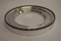 Surface Grinding Wheel for Solar Cell Silicon Ingots