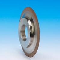 "Resin Bond Wheel for High Quality Profile Grinding ""Keep Bright"""