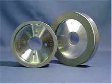 "Poreless Vitrified Diamond PCD Grinding Wheel ""Smooth Fine"""