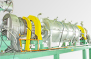 Atmosphere Continuous Rotary Kiln