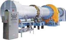 PHOTO:Direct-Heating Continuous Rotary Kiln
